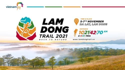 lam dong trail