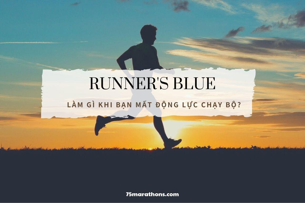Runner's Blue